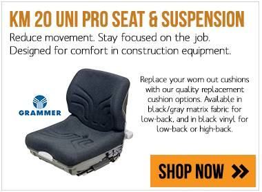 KM 20 Seat & Suspension