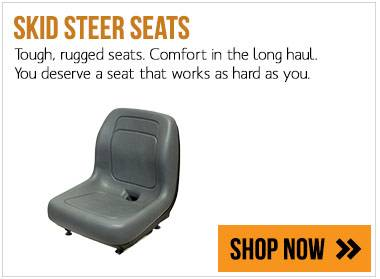 Skid Steer Seats