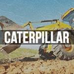 Caterpillar Backhoe Loader Seats
