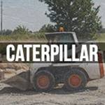Caterpillar Skid Steer Seats