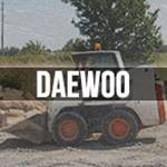 Daewoo Skid Steer Seats