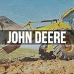 John Deere Backhoe Loader Seats