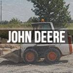 John Deere Skid Steer Seats