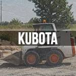 Kubota Skid Steer Seats