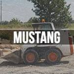 Mustang Skid Steer Seats