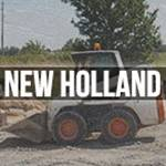 New Holland Skid Steer Seats