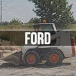 Ford Skid Steer Seats