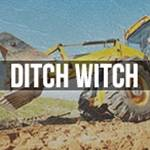 Ditch Witch Backhoe Loader Seats