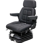 KM 1004 Construction Seat & Mechanical Suspension