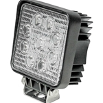 "KM LED 4.25"" x 4.25"" Work Light - Spot"