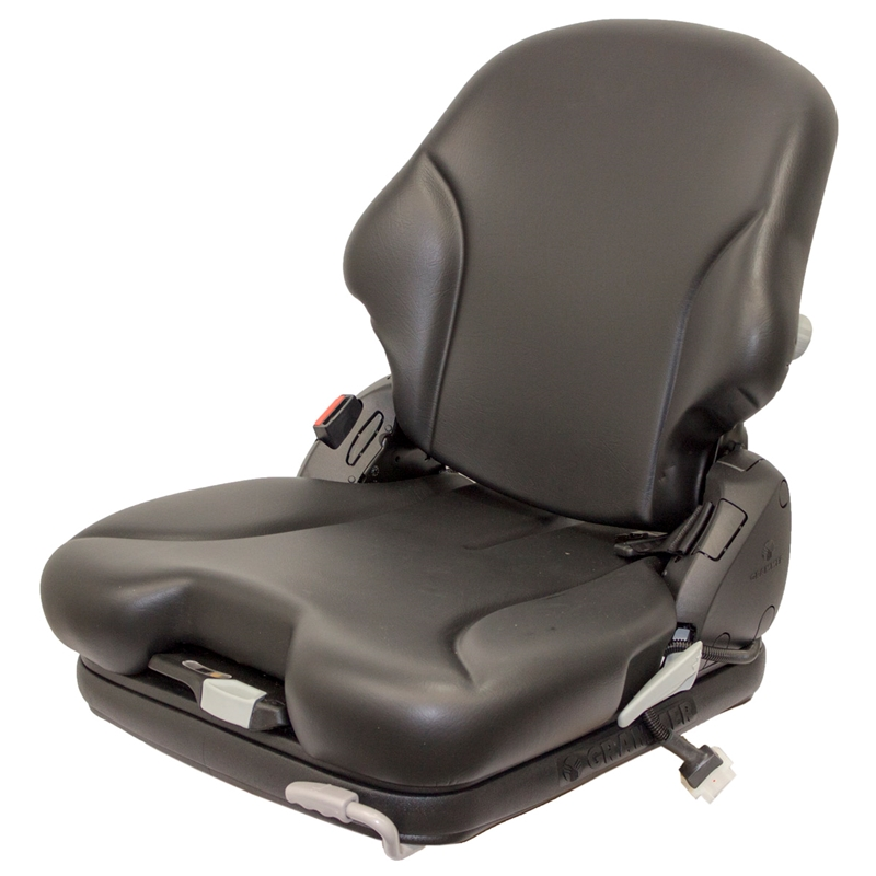 KM 136 Material Handling Seat & Air/Mechanical Suspension