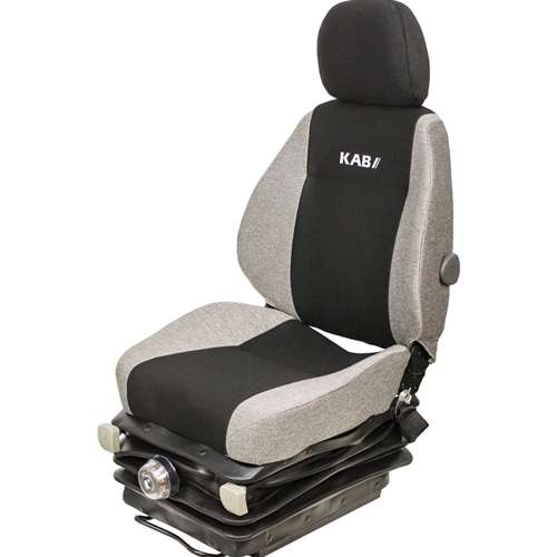 KM 500 Construction Seat & Mechanical Suspension