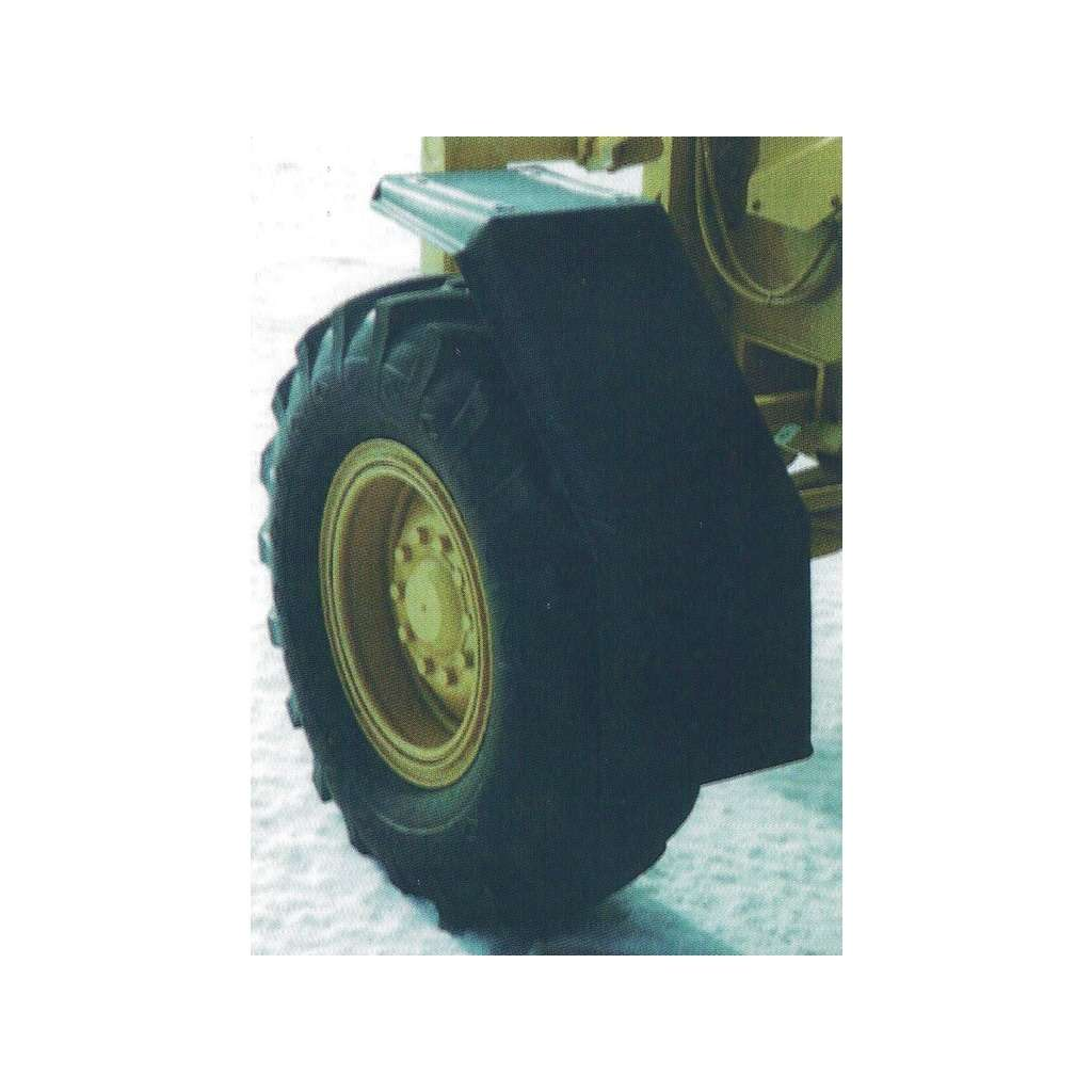 "CAT H Series 19"" Front Rigid Mount Fenders"