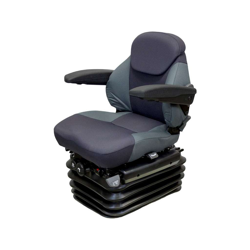 KM 800 Construction Seat & Mechanical Suspension