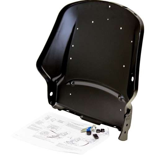 KM 136/283 Replacement Backrest Panel Kit