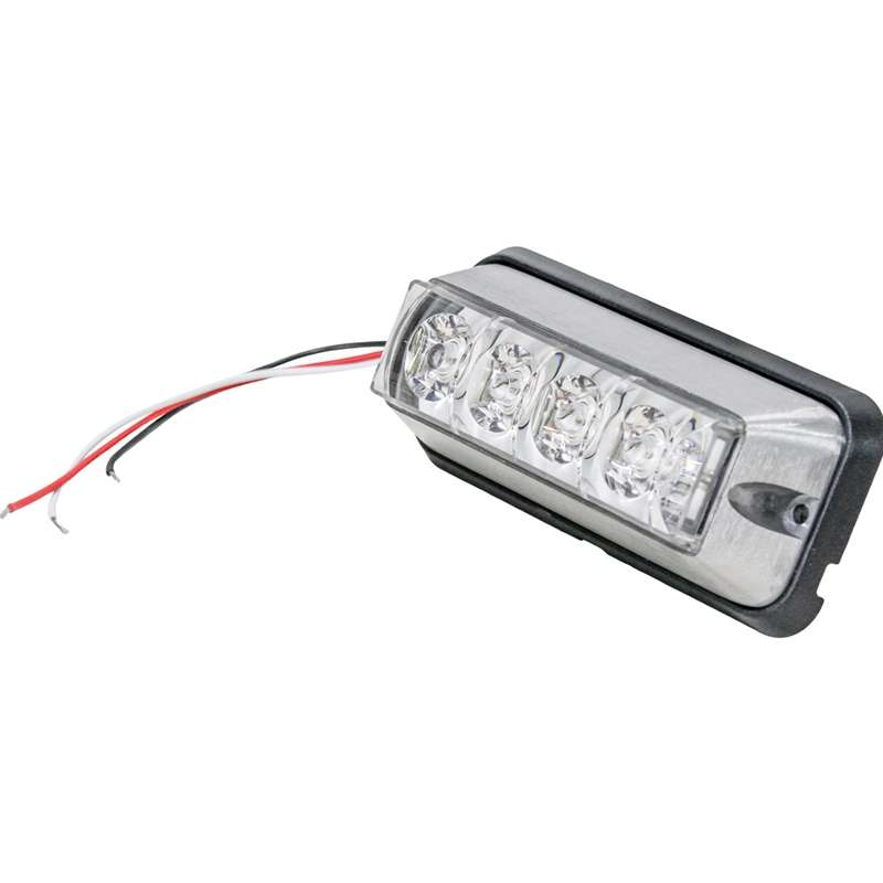 "KM LED 5.25"" Marker & Flasher Light"