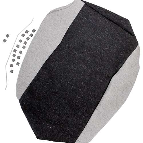 KM 500/501 Seat Cushion Cover Kit