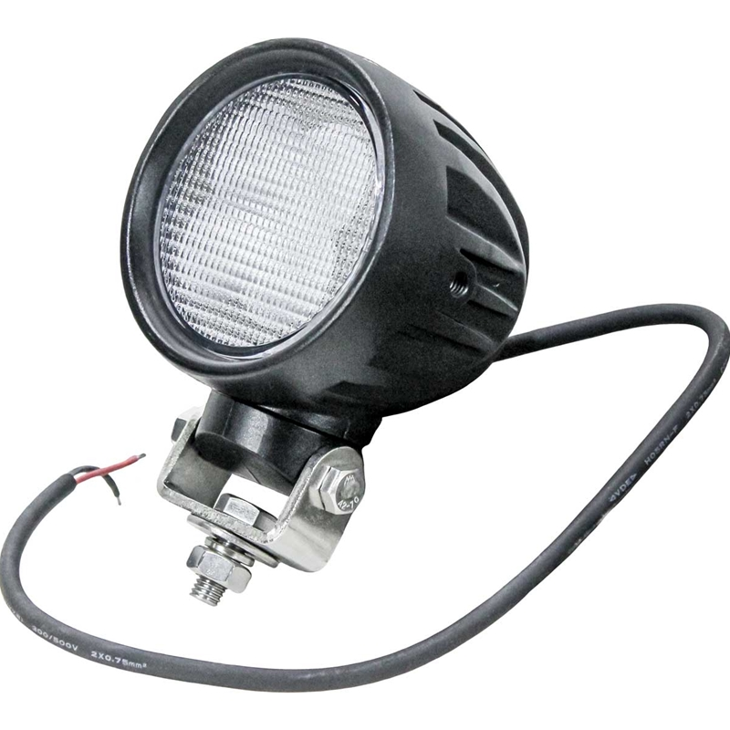 KM LED Round 50W Flood Light with Swivel Mount