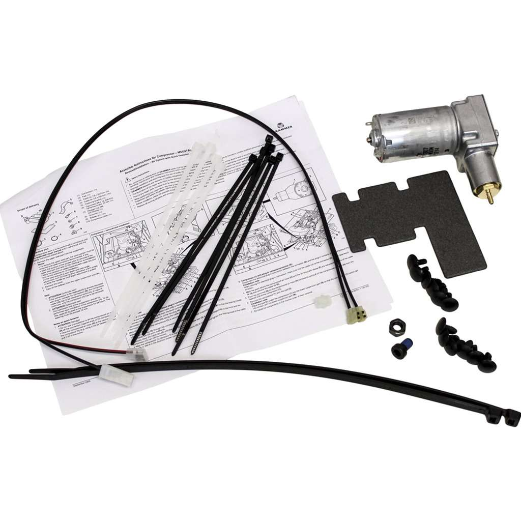 KM 1055/1060/1061/1310 and MNG93/MSG95 12-Volt Air Compressor Kit