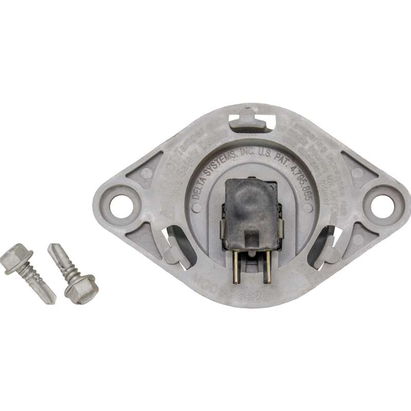 Flange Bolt Mount Operator Presence Switch - Normally Open