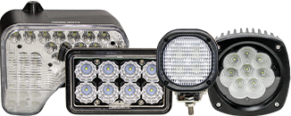 Skid Steer Lights